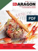 Revista RedAragon 16. Febrero 2018