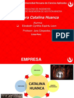 CATALINA HANCA