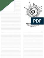 o C Hemisphere 1.7 BookA4