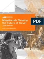 Megatrends Shaping the Future of Travel - 2019 Edition