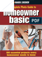 home owner basics