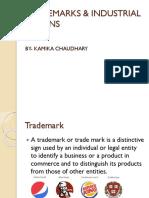 Trademark & Designs