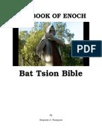 Benjamin A. Thompson - Book of the Prophet Enoch.pdf