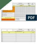 Check List Para Furadeira Radial