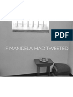 If Mandela Had Tweeted at TEDxYouth by Jonathan MacDonald