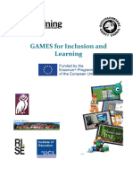 GAMES for Inclusion and Learning 17