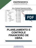 Planejamento e Controle Financeiro de Obra