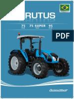 Brutus - 75 -75super - 95 Plataformado