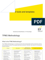 PMO Tools and Templates