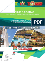 Informe Ejecutivo 2008-2015