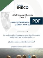 MindfulnessClase5