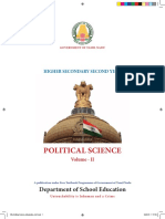Political 12th Vol2 New Eng