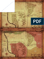 Adventures in Middle Earth - Bree-land Region Guide - Maps