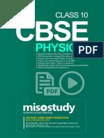 CBSE Class 10 Sample eBook