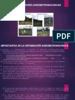 ESTACIONES AGROMETEOROLOGICAS