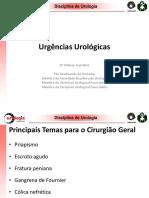 Urgências urológicas