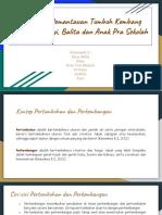 Indikator Pemantauan Tumbuh Kembang Neonatus, Bayi, Balita Dan Anak Pra Sekolah (1)