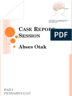 Case Report Session Abses Otak Fin-1