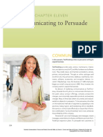 Chapter 11_ Communicating to Persuade