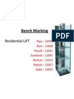 Lift - Bench Marking - Group 2