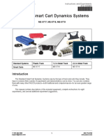 Standard Smart Cart Dynamics Systems Manual ME 5717 5719