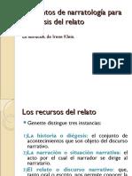 Resumen Figuras III Gerard Genette