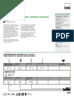 Deepsea 701 702 Data Sheet