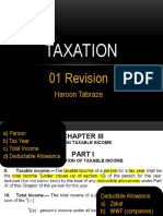01 Revision Salary Income