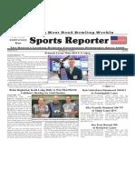 November 13 - 19, 2019  Sports Reporter