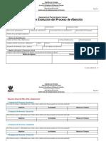 Formato Evolucion PAI Del ICBF