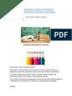 Curriculum Udelas