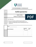 LAB 03 - Anthropometry