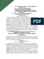 PROVIDENCIA ADMINISTRATIVA DE MAQUINAS FISCALES