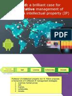 strategic IP management