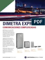 Motorola Dimetra Express Spec Sheet Es