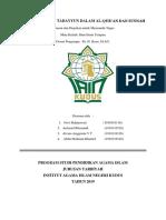 Kelompok 2 Ilmu Islam Terapan-2