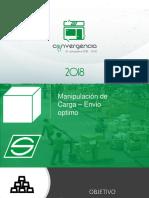 Manipulacion de Carga - Envio Optimo Regional Norte