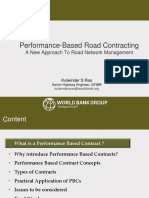 Performance Based Contracting - October 2014