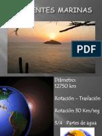 Meteorología y climatología presentación Corrientes marinas.pptx