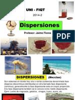 Dispersiones