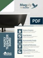 Tilebacker Brochure Jun2015