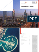 Doing Business in the Uae