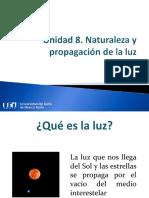 Naturaleza y Propagación de La Luz