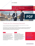 Step by Step Guide to Denmark 2017