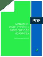 Guía de Cultivo Hidropónico Anandamida Vivero