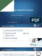 PPT Habilidades cognitivas