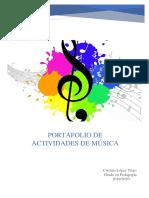 Portafolio Musica