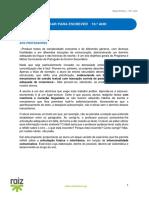 Fichas de Treino-10º-RAIZ Ed