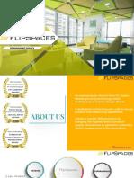 Flipspaces Company Profile
