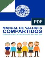 Manual de Valores Compartidos